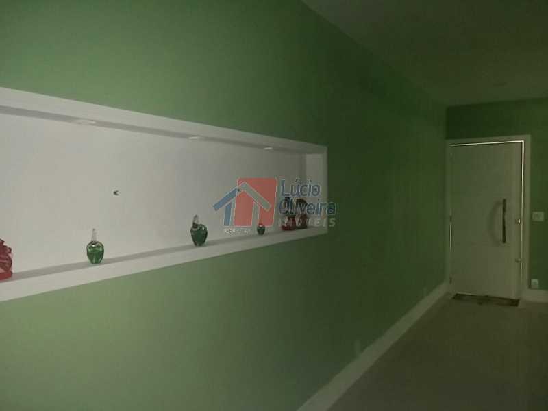 2-Sala. - Residência de Luxo em Condomínio fechado. - VPCA40039 - 3