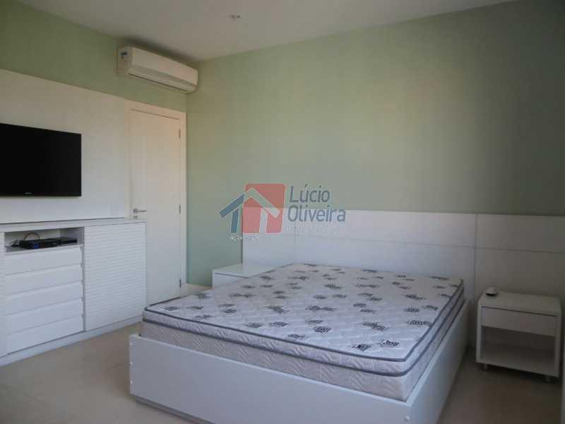 6- B  Quarto Casal. - Residência de Luxo em Condomínio fechado. - VPCA40039 - 7