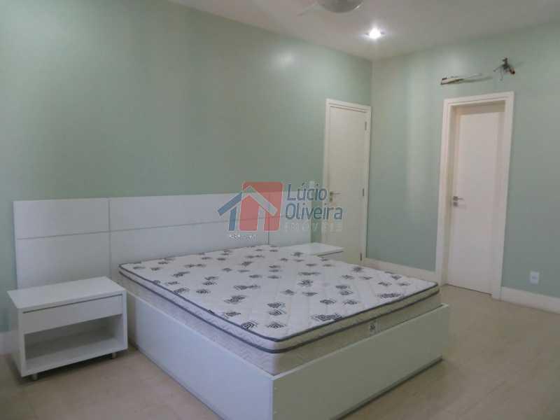 6-A Quarto Casal. - Residência de Luxo em Condomínio fechado. - VPCA40039 - 8