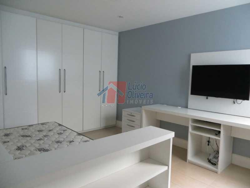 6-Quarto Casal. - Residência de Luxo em Condomínio fechado. - VPCA40039 - 9