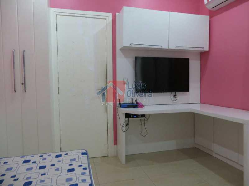 7- Quato solteiro. - Residência de Luxo em Condomínio fechado. - VPCA40039 - 10