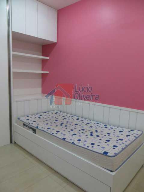 8- Quarto solteiro. - Residência de Luxo em Condomínio fechado. - VPCA40039 - 11