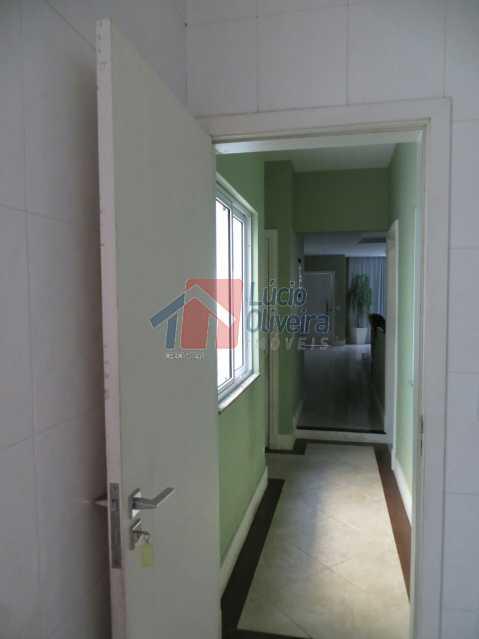 10- ACirculação interna. - Residência de Luxo em Condomínio fechado. - VPCA40039 - 13