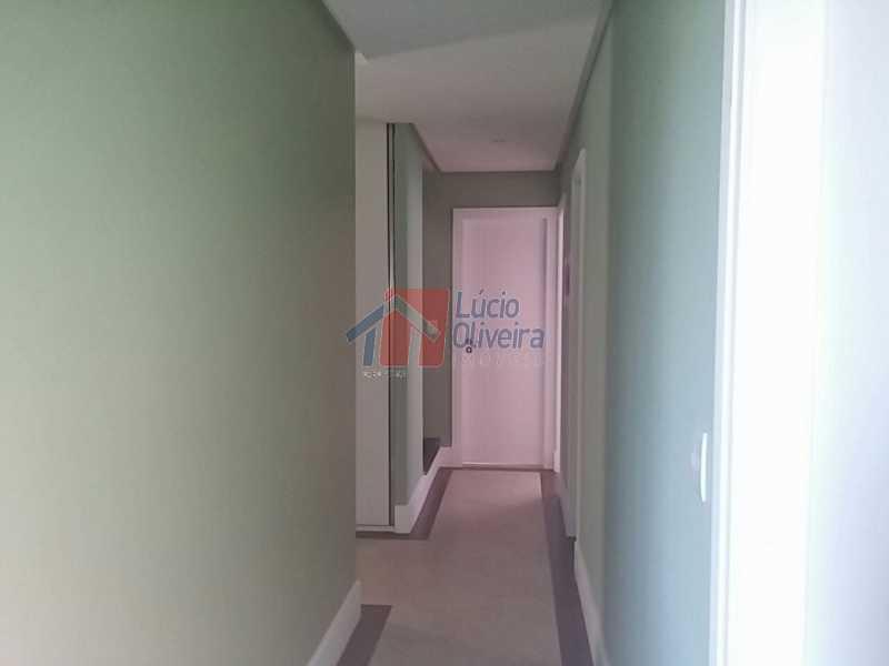 10- Circulação. - Residência de Luxo em Condomínio fechado. - VPCA40039 - 14