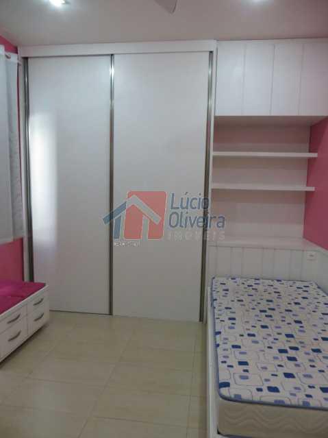 11-Quarto solteiro. - Residência de Luxo em Condomínio fechado. - VPCA40039 - 15