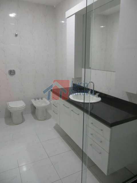 14- Banheiro social suite. - Residência de Luxo em Condomínio fechado. - VPCA40039 - 18
