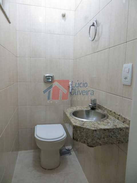 15-Lavabo. - Residência de Luxo em Condomínio fechado. - VPCA40039 - 20