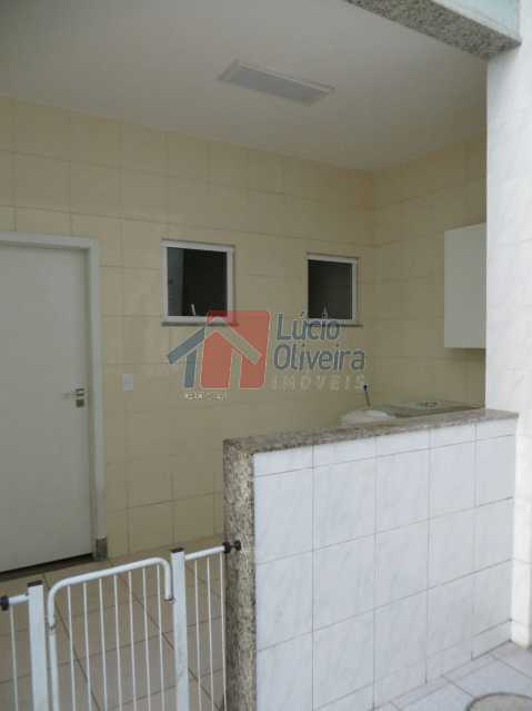 17-Lavanderia. - Residência de Luxo em Condomínio fechado. - VPCA40039 - 22