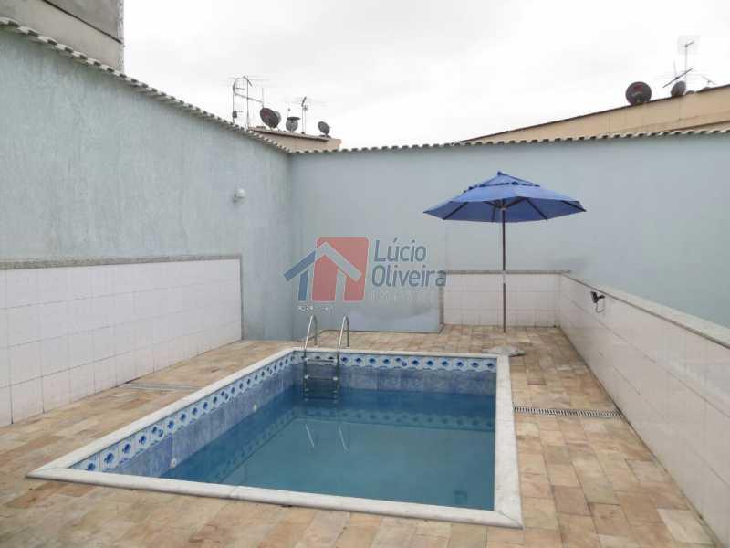 19-Piscina. - Residência de Luxo em Condomínio fechado. - VPCA40039 - 24