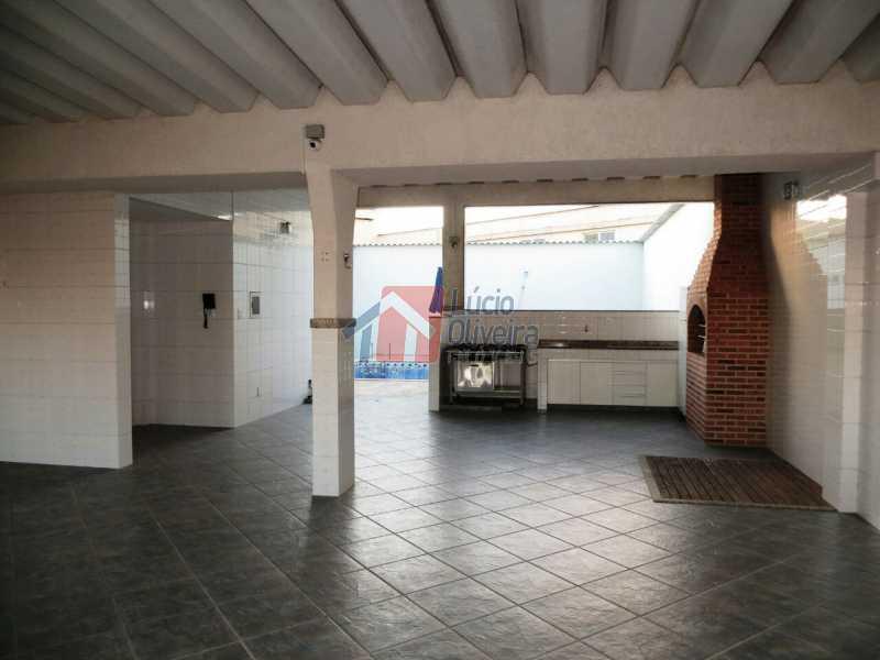 20- Churrasqueira. - Residência de Luxo em Condomínio fechado. - VPCA40039 - 25