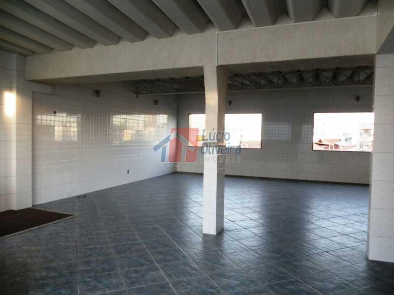 21- Terraço. - Residência de Luxo em Condomínio fechado. - VPCA40039 - 26