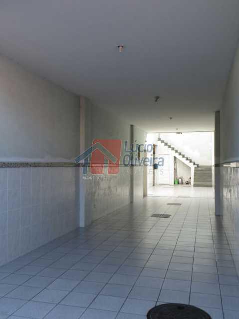 23-Corredexterno Lateral. - Residência de Luxo em Condomínio fechado. - VPCA40039 - 28