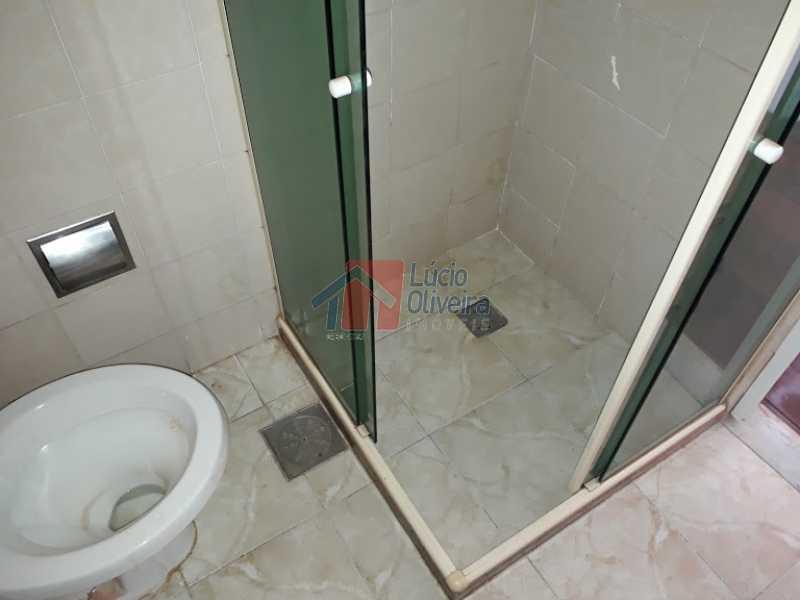 16 banheiro - Apartamento 2 qtos, Bairro Araújo. - VPAP21028 - 17