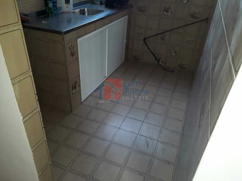 10 COZINHA - Apartamento , próximo ao Shopping Via Brasil,3 qtos. - VPAP30233 - 11