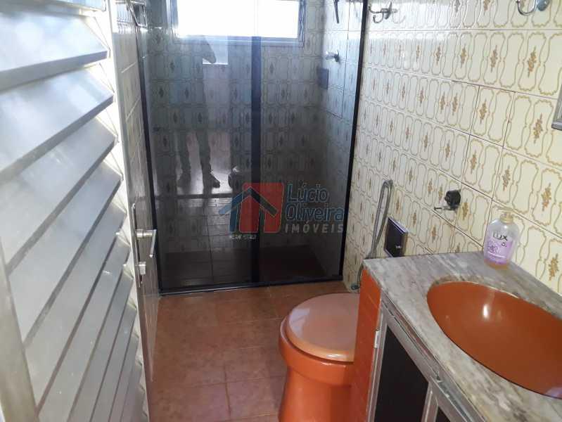 12 BANHEIRO - Apartamento , próximo ao Shopping Via Brasil,3 qtos. - VPAP30233 - 13