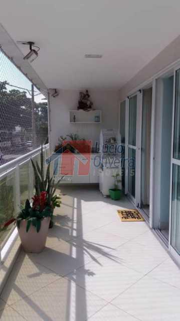 3 varanda. - Apartamento Rua Presidente Nereu Ramos,Recreio dos Bandeirantes,Rio de Janeiro,RJ À Venda,3 Quartos,112m² - VPAP30235 - 5
