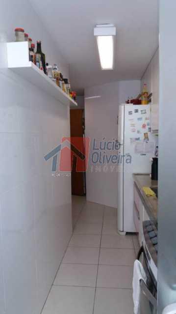12 Cozinha 3. - Apartamento Rua Presidente Nereu Ramos,Recreio dos Bandeirantes,Rio de Janeiro,RJ À Venda,3 Quartos,112m² - VPAP30235 - 15