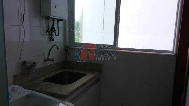 14 área de serviço. - Apartamento Rua Presidente Nereu Ramos,Recreio dos Bandeirantes,Rio de Janeiro,RJ À Venda,3 Quartos,112m² - VPAP30235 - 17