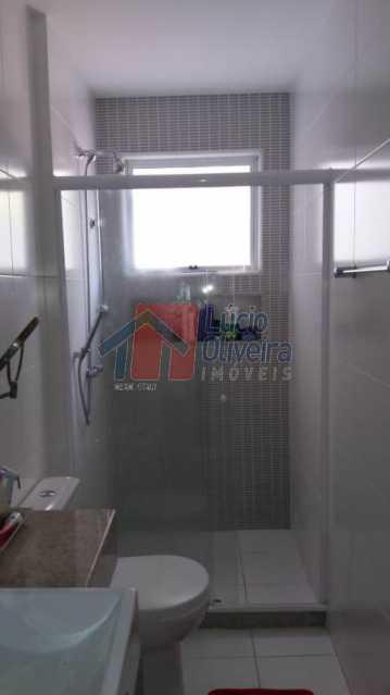 15 Banheiro. - Apartamento Rua Presidente Nereu Ramos,Recreio dos Bandeirantes,Rio de Janeiro,RJ À Venda,3 Quartos,112m² - VPAP30235 - 18