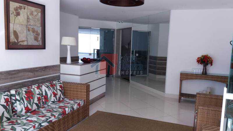 17 Hall 2. - Apartamento Rua Presidente Nereu Ramos,Recreio dos Bandeirantes,Rio de Janeiro,RJ À Venda,3 Quartos,112m² - VPAP30235 - 20