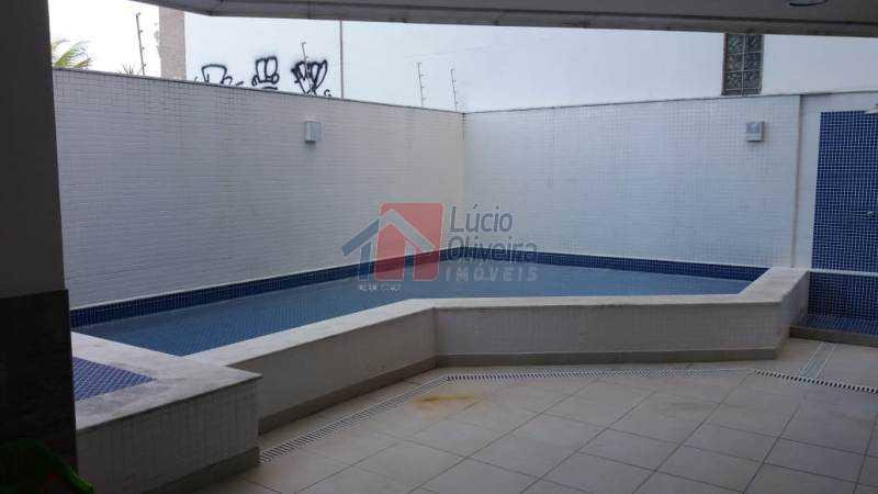 19 Piscina. - Apartamento Rua Presidente Nereu Ramos,Recreio dos Bandeirantes,Rio de Janeiro,RJ À Venda,3 Quartos,112m² - VPAP30235 - 22