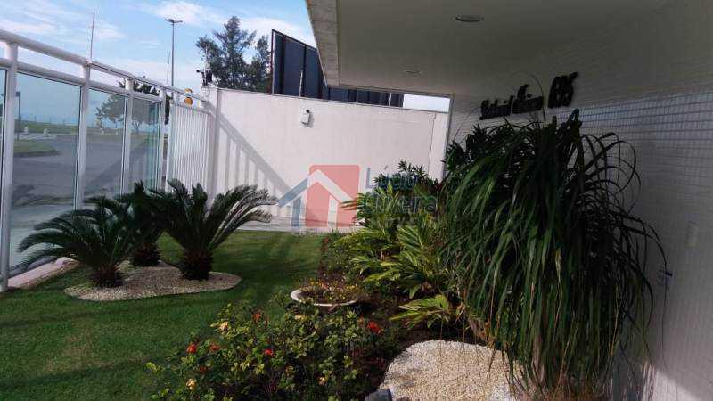 24 Condomínio interno vista p - Apartamento Rua Presidente Nereu Ramos,Recreio dos Bandeirantes,Rio de Janeiro,RJ À Venda,3 Quartos,112m² - VPAP30235 - 24