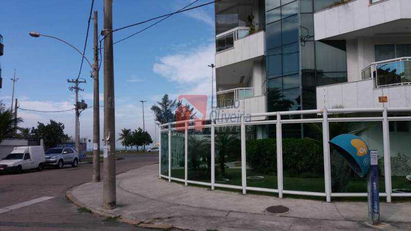 25Fachada2. - Apartamento Rua Presidente Nereu Ramos,Recreio dos Bandeirantes,Rio de Janeiro,RJ À Venda,3 Quartos,112m² - VPAP30235 - 1