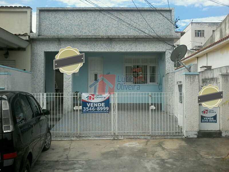 1- Frente Casa - Excelente Casa de frente, para investidores - VPCA30130 - 1