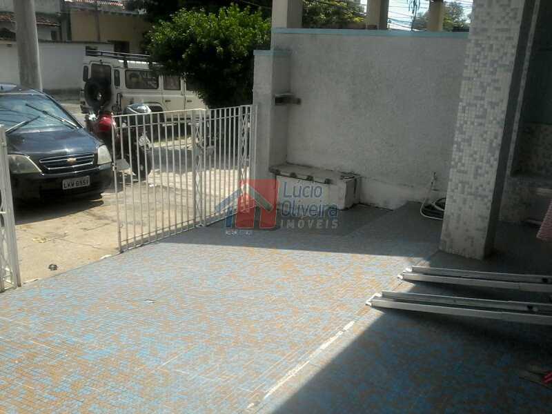 2-Garagem - Excelente Casa de frente, para investidores - VPCA30130 - 3