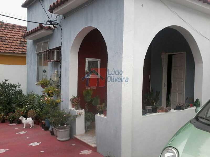 1- Frente - Casa À Venda - Braz de Pina - Rio de Janeiro - RJ - VPCA40040 - 1