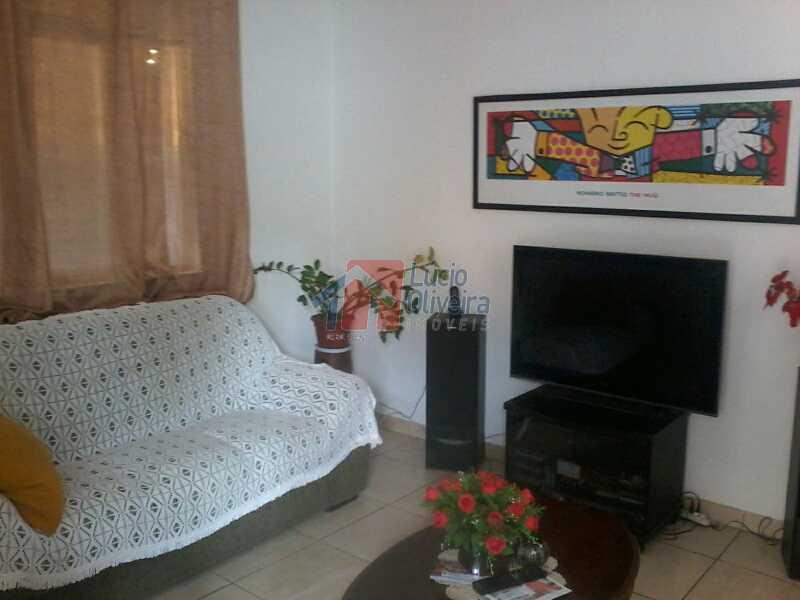 3- Sala - Casa À Venda - Braz de Pina - Rio de Janeiro - RJ - VPCA40040 - 4