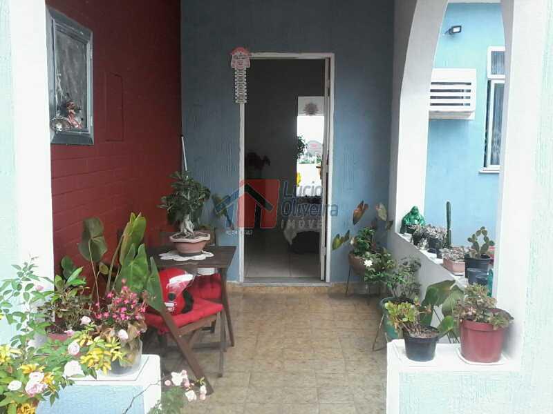 14-Varanda - Casa À Venda - Braz de Pina - Rio de Janeiro - RJ - VPCA40040 - 16