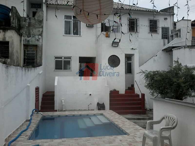 19-Fundos casa - Casa À Venda - Braz de Pina - Rio de Janeiro - RJ - VPCA40040 - 21