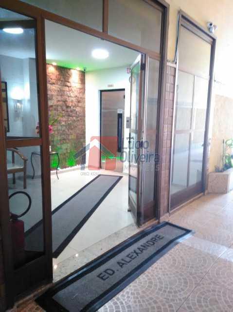 1 Entrada - Apartamento 2qtos, Junto a estação de Ramos. - VPAP21030 - 19