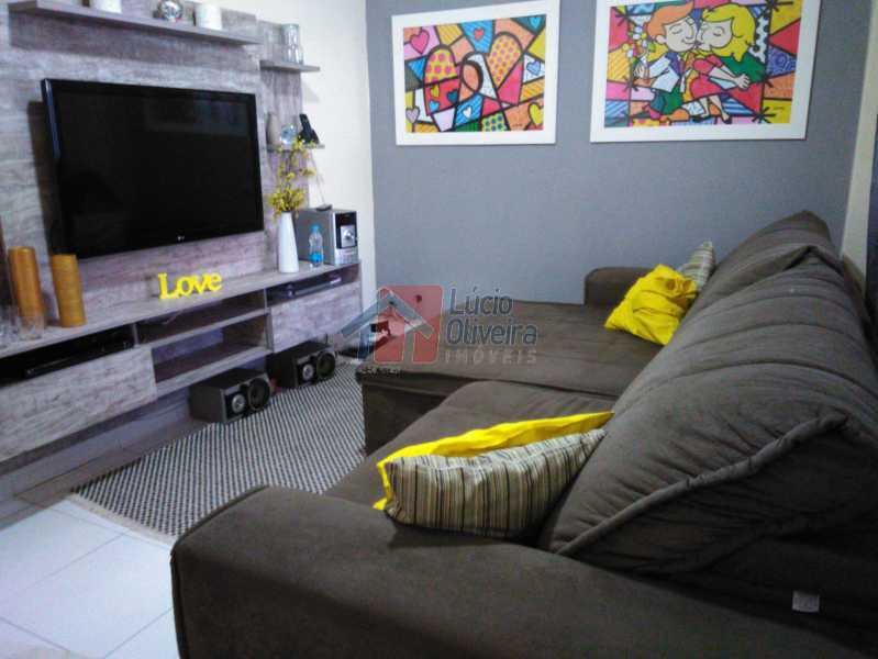 3 Sala - Apartamento 2qtos, Junto a estação de Ramos. - VPAP21030 - 1