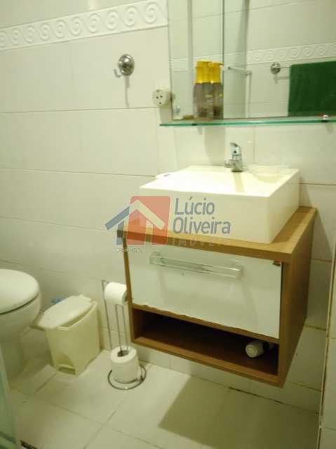 13 Banheiro - Apartamento 2qtos, Junto a estação de Ramos. - VPAP21030 - 10