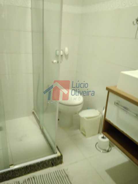 14 Banheiro Ang.2 - Apartamento 2qtos, Junto a estação de Ramos. - VPAP21030 - 11
