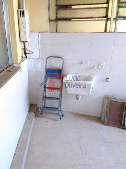 18 Área de Serviço - Apartamento 2qtos, Junto a estação de Ramos. - VPAP21030 - 15