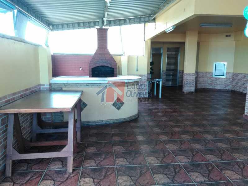 20 Salão de Festas - Apartamento 2qtos, Junto a estação de Ramos. - VPAP21030 - 17