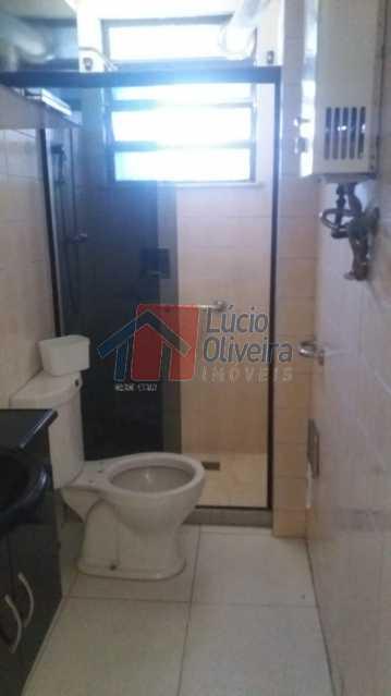 11-Banheiro. - Excelente Apartamento, Vazio,2 quartos. - VPAP21034 - 12