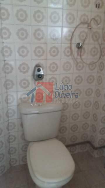 18-Banheiro Serviço. - Excelente Apartamento, Vazio,2 quartos. - VPAP21034 - 19
