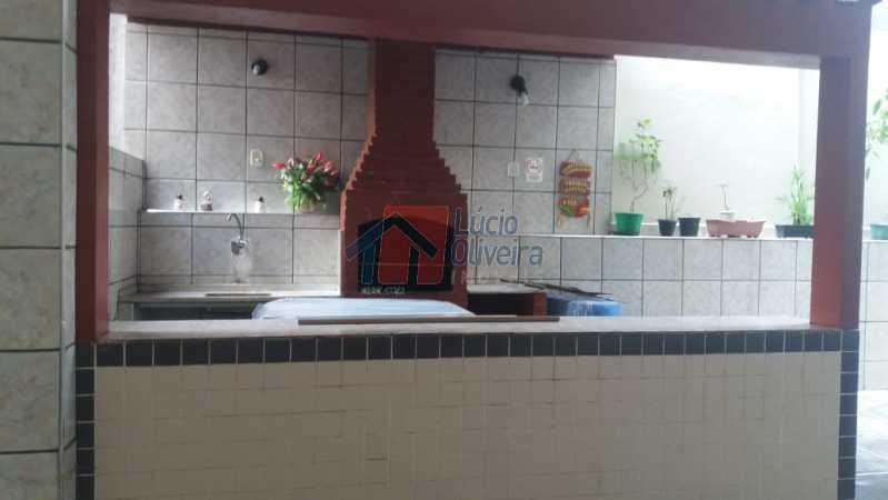 20-Churrasqueira e Pia. - Excelente Apartamento, Vazio,2 quartos. - VPAP21034 - 22