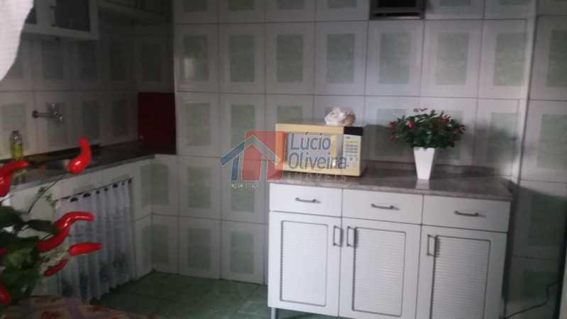 22-Cozinha do salão. - Excelente Apartamento, Vazio,2 quartos. - VPAP21034 - 24