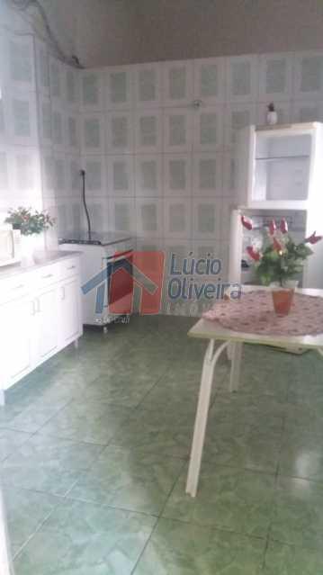 23-Cozinha do salão de Festas - Excelente Apartamento, Vazio,2 quartos. - VPAP21034 - 25