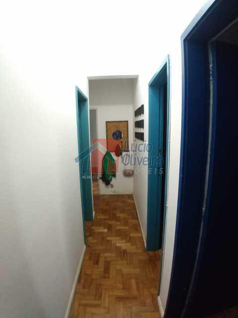 10-Circulação - Excelente Apartamento, sala em 2 ambientes. - VPAP21035 - 10