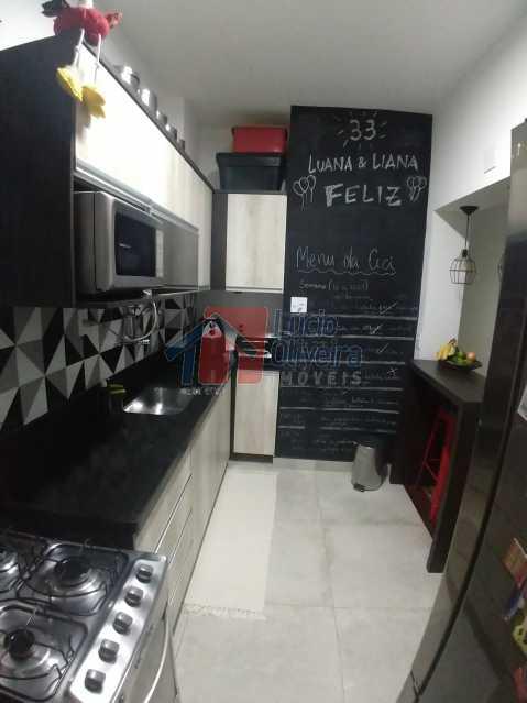 12-Cozinha Americana Armarios - Excelente Apartamento, sala em 2 ambientes. - VPAP21035 - 12