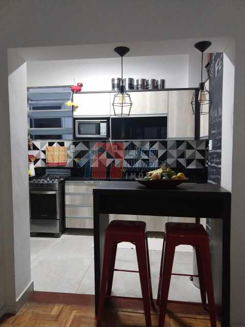 13-Cozinha Americana - Excelente Apartamento, sala em 2 ambientes. - VPAP21035 - 13