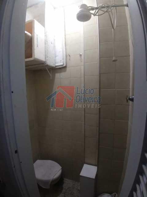17-Banheiro serviço - Excelente Apartamento, sala em 2 ambientes. - VPAP21035 - 17