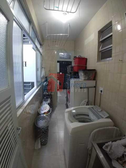 18-Area Serviço - Excelente Apartamento, sala em 2 ambientes. - VPAP21035 - 18