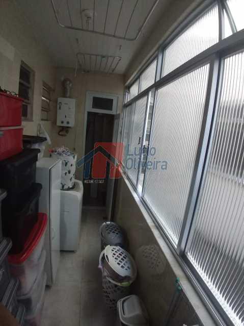 19-Lavanderia - Excelente Apartamento, sala em 2 ambientes. - VPAP21035 - 19